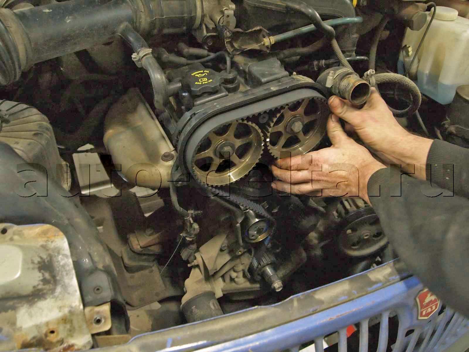 406 двигатель ремонт инжектор своими руками 709